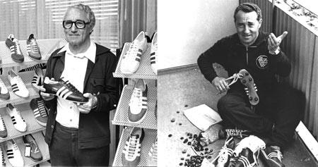 Как Адольф с Рудольфом поссорился  скандальная история adidas и Puma ... 0e1d0b53a1959