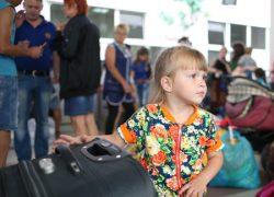Беженцев с Донбасса  выгоняют из России
