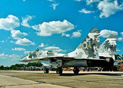 Украина подняла в небо боевую авиацию