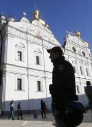 100 «семинаристов» окончили  вечер в столичном полицейском участке