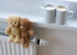 ПАО «Киевэнерго» обещает:  до субботы в домах будет тепло