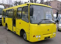 Водитель автобуса  ударил ножом участника АТО