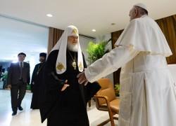 Какие тайны обсуждали на Кубе патриарх и Папа