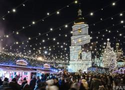 Новогодний гульбарий:  как развлечься в Киеве на праздники