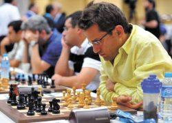 Шахматисты  в ударе