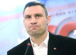 Кабмин прессует Кличко