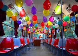 В столице  запустили «Сказочный трамвайчик»