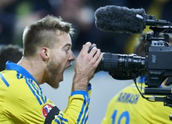 В Европе оценили шансы сборной Украины на Евро-2016