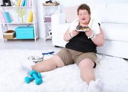 Ожирение передается с вирусом