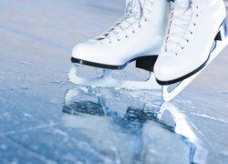 В 4-х районах столицы – откроют ледовые катки