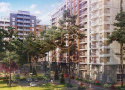 Компания «Альянс Новобуд» объявляет о старте продаж  второй очереди ЖК «Krona Park»