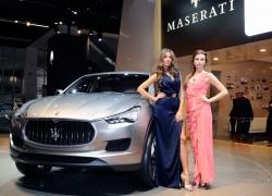 Maserati, Toyota, Ford, Audi  привезли Женеву новые кроссоверы