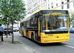 Киевляне получат пять новых «ночных» автобусных линий