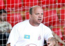 Бразилец возглавил украинский  мини-футбольный клуб
