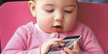 Мобилки делают наших детей  слабоумными