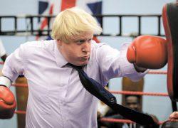 Министр иностранных дел Великобритании Борис Джонсон грозит России новыми санкциями