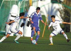 «Динамо»  катнуло ничью  с корейцами