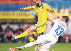 Сборная Украины к победам готова!