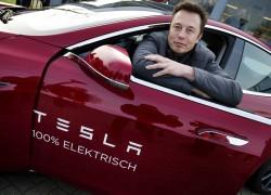 Компания Tesla Motors показала новую модель электрокара –  Tesla 3