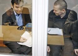 Ерофеев иАлександров  ждут обмена на Савченко