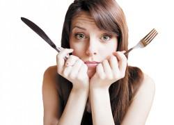 Хотите похудеть –  ешьте в тишине