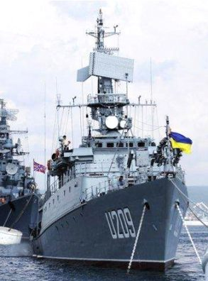 Украина не станет возвращать флот из Крыма
