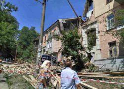 Пострадавшим от взрыва в Голосеево купят квартиры