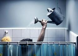 В Киеве начались плановые отключения горячей воды