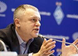 Игорь Суркис опроверг слухи о возможном уходе  Сергея Реброва