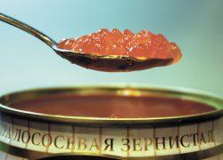 В русской икре есть опасные бактерии!