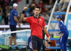 Джокович выиграл турнир вПекине