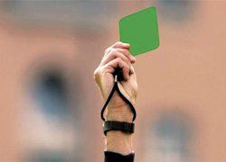 Итальянец получил первую зеленую карточку