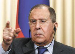 Лавров обвинил Украину в «сломе минских соглашений»