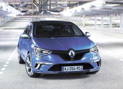 В Киеве начались продажи Renault Megane IV – «убийцы»  WV Golf