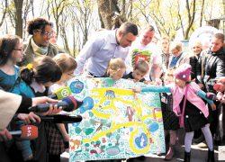 Кличко  хочет сделать  Киевский  зоопарк  лучшим  в мире