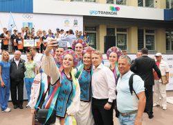 «Олимпийский день Киевщины»: спортивный праздник удался!