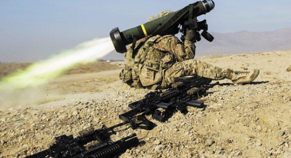 Военная техника из США скоро прибудет в Украину
