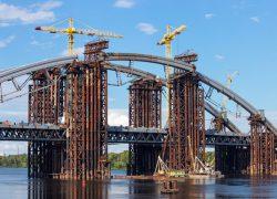 Кличко хочет сделать платным проезд по Воскресенско-Подольскому мосту