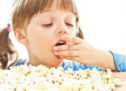 Попкорн — еда долгожителей