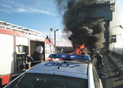 Газовый «бум»: почему в Киеве горят машины с ГБО?