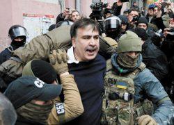 «Думали, началась война»: в столичном ресторане рассказали о задержании Михаила Саакашвили