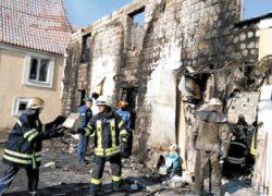 Почему под Киевом  погибли 17 человек?