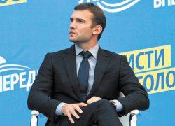 Шевченко жалуется на дефицит исполнителей