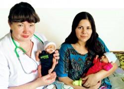 Врачи спасли жизнь двоим крошечным киевлянам
