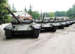 Украина вошла в топ-10 экспортеров оружия