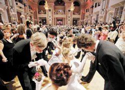 Поездка Порошенко на Венский бал обойдется госбюджету почти  в 800 тысяч гривен