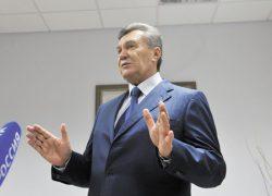Прокуратура поймала Виктора Януковича на лжи во время допроса